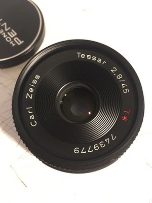 Carl Zeiss Tessar 45mm F/2.8 for Sale in Los Angeles, CA