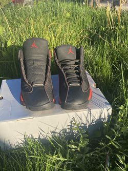 "Air Jordan Retro 13 ""bred"" for Sale in Eastvale,  CA"