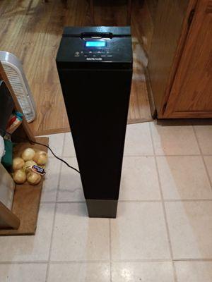 Speaker tower speaker for Sale in Gahanna, OH