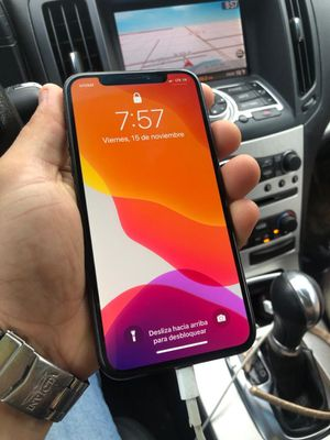 Phone X de 256 gb Perfecto condiciones for Sale in Miami, FL