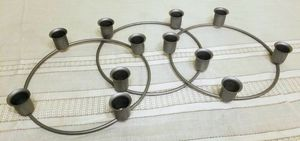 3 candle holders for Sale in La Vergne, TN
