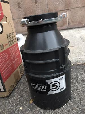 Badger 5 Garbage Disposal for Sale in Burbank, CA