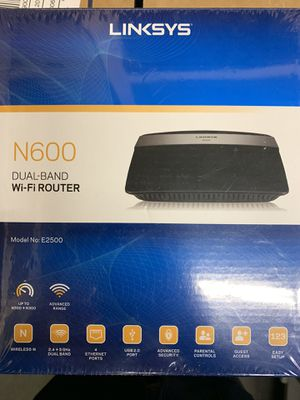 Linksys Dual-Band Wi-Fi Router for Sale in Englewood, CO