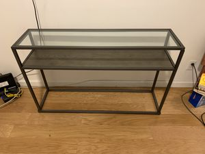TV stand - Crate and Barrel for Sale in New York, NY