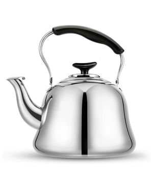 AMFOCUS Stovetop Tea Kettle Teapot - 18/10 Stainless Steel - 2 liters for Sale in Boston, MA