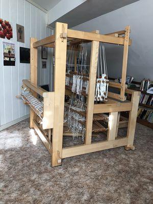 Tioka Eeva floor loom for Sale in Berwick, PA