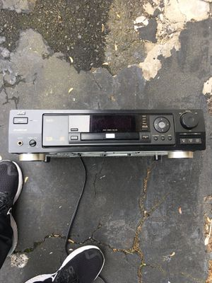 Jvc dvd/cd player for Sale in South River, NJ