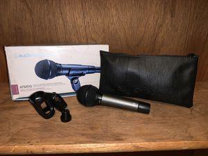 Audio-Technica (ATM510 Cardioid Dynamic Handheld Microphone) for Sale in Norwalk, CA
