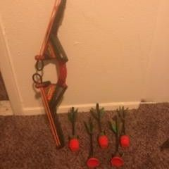 Nerf Bow & Arrow for Sale in Albuquerque, NM