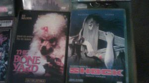 1 DVD: The Boneyard or Shock, 1 horror DVD for ... for Sale in Columbus, OH