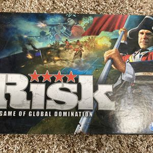 Risk Board Game for Sale in Oregon City, OR
