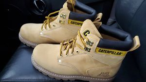 Caterpillar second shift brand new work boots, size 11 never worn!! for Sale in Clearwater, FL