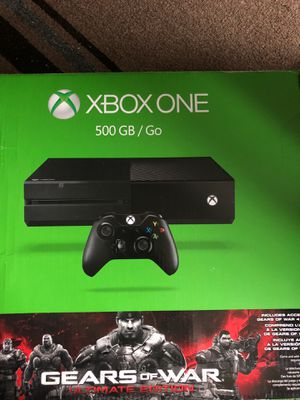 Xbox One 500 GB for Sale in Quincy, IL