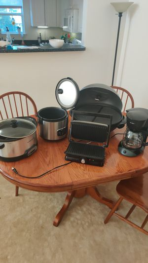 Assorted kitchen appliances fast sale! for Sale in Dulles, VA