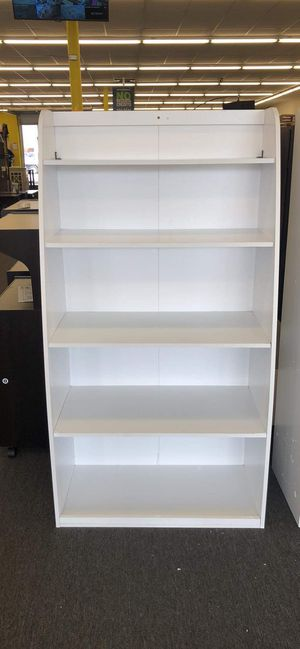 Kids White BookCase $75 JM (Income-Tax Special!!) for Sale in Houston, TX