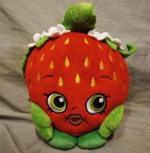 Shopkins Plush Toys Strawberry Kiss for Sale in Oklahoma City, OK