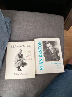 Stan Kenton books for Sale in South San Francisco, CA