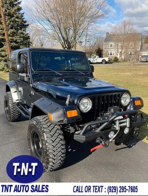 2003 Jeep Wrangler for Sale in The Bronx, NY