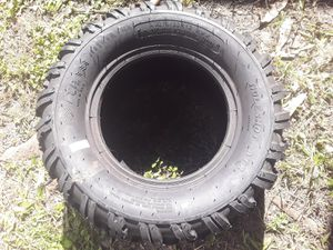 ATV 4 wheeler tires. 10 12 15 rim sizes for Sale in Miami, FL