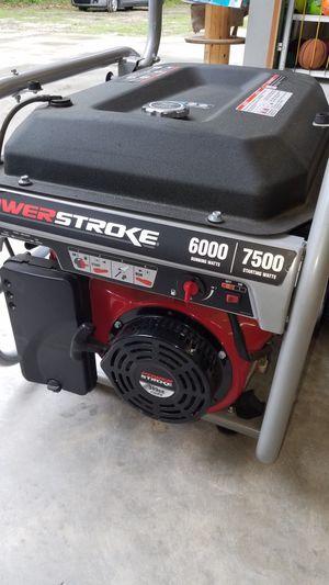 7500 watt Generator, Power Stroke for Sale in Port Richey, FL