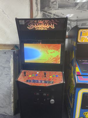 Samurai hyper 64 arcade game for Sale in Salem, OR