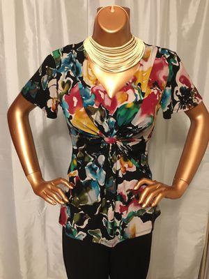 Daisy Fuentes medium (M) blouse for Sale in Merritt Island, FL
