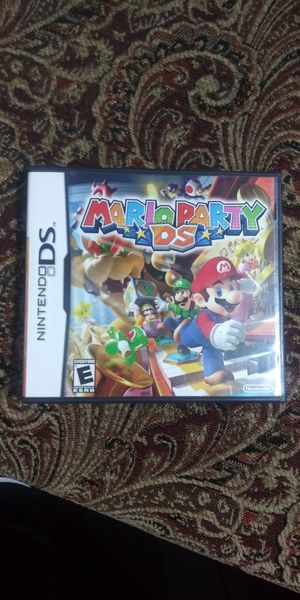 Mario Party DS (Nintendo DS) for Sale in Irving, TX