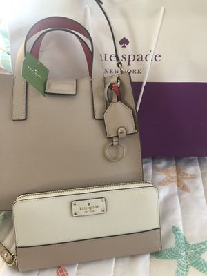Kate Spade handbag & Wallet for Sale in Vero Beach, FL