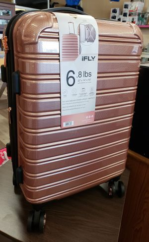 """NEW iFly 20"""" Hardside Upright Spinner Luggage: njft hsewres for Sale in Burlington, NJ"""