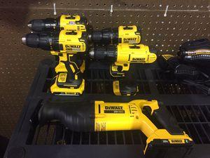 Dewalt tools for Sale in Glen Burnie, MD