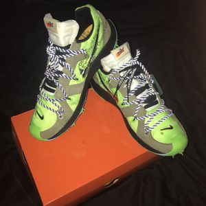 Off White Terra Kiger 5 (New Size 11 In Men's) for Sale in Willow Grove, PA