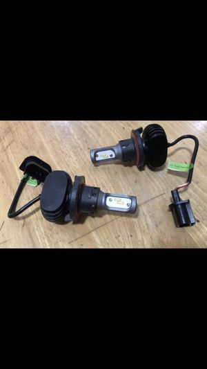 H13 LED HEADLIGHT BULBS FOR CHALLENGER MOPAR CAMARO MUSTANG NISSAN SENTRA for Sale in Bakersfield, CA