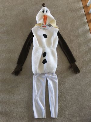 Disney Frozen - Olaf Halloween costume for Sale in Murfreesboro, TN