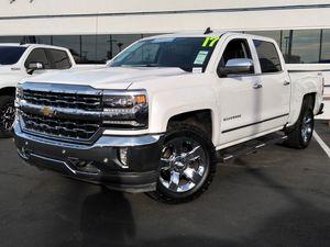 Chevrolet Silverado LTZ 2017 for Sale in Phoenix, AZ