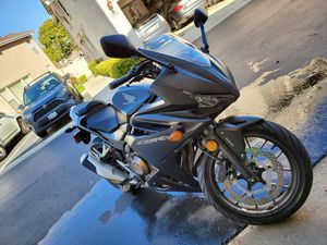 2016 Honda CBR500R, Low Miles, ABS Brakes for Sale in Chula Vista, CA