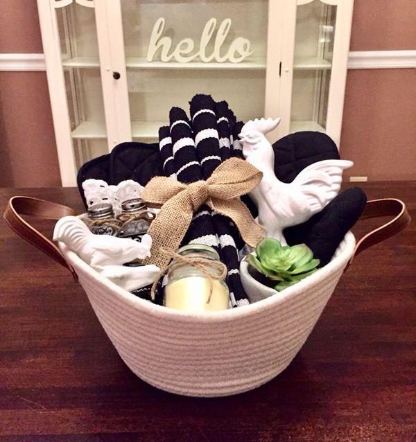 Farmhouse Gift Basket