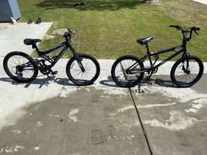 2 Kids bikes for 100$ for Sale in Bakersfield, CA