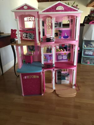 Barbie princess doll house for Sale in Miami, FL
