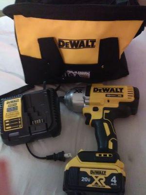 DeWalt Impact wrench jigsaw combo for Sale in Nashua, NH