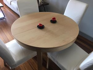 Dining table and chairs for Sale in Houston, TX