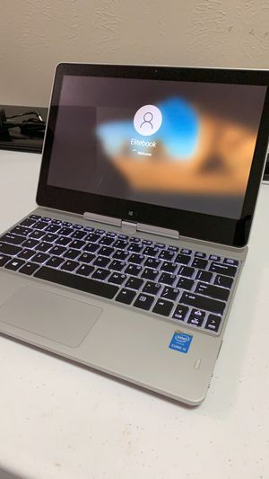 HP Revolve G3 2 in 1 touchscreen laptop/Tablet for Sale in Hurst, TX