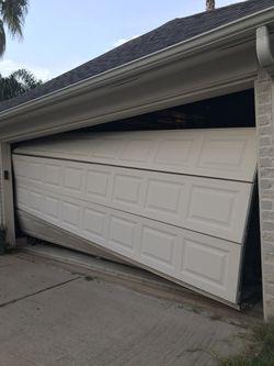 Tonys garage door for Sale in Houston,  TX