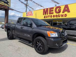 2011 Nissan Titan for Sale in Wenatchee, WA