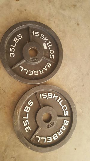 Weight Plates for Sale in Bentonville, AR