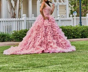 Quinceanera dress./ sweet sisteen dress for Sale in New Smyrna Beach, FL
