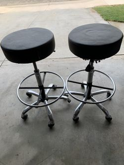 Bar stools/for garage/shop for Sale in Romoland,  CA