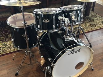New Pearl Export Complete Drum Set for Sale in Corona,  CA