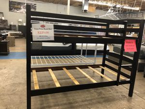 Twin/twin bunk bed for Sale in Phoenix, AZ