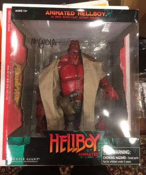 Hellboy toy action figure mezco Neca sideshow for Sale in Los Angeles, CA