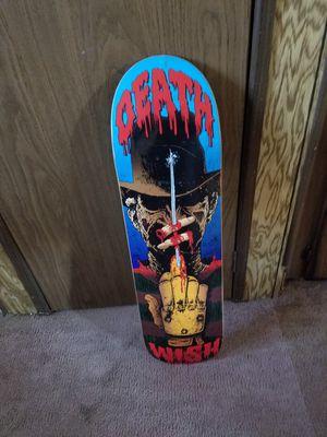 Freddy Krueger Board for Sale in Yoder, IN